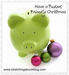 Budget Friendly Christmas | Save on Christmas, Holiday Savings + More