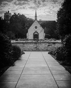 St. Joan of Arc Chapel, Marquette University, in the heart of Milwaukee by nixter, via Flickr