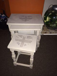 Shabby chic tables autentico stone