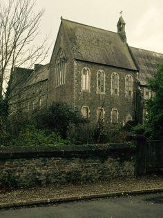 Abandoned St Mary's Convent of Mercy, Kilrush, County Clare, Ireland