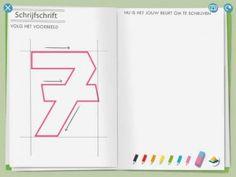 Nummerland- leer nummers met Montessori Doelgroep: 3 – 5 jaar Wat leert je kind van deze app:  * Cijfers 0 t/m 9 herkennen * Cijfers schrijven * Tellen * Hoeveelheid bij de cijfers kennen Kind, Montessori, Bar Chart, Apps, App, Appliques