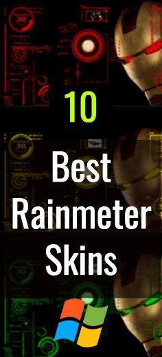 RAINMETER WINDOWS 7