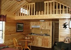 Park Model Homes, trailer, portable, wheels, moveable Prefab Log Cabins, Tiny Log Cabins, Cabins For Sale, Log Cabin Homes, Cabins And Cottages, Cabin Interior Design, Cabin Design, Interior Ideas, Log Cabin Floor Plans