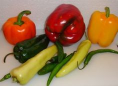 How to freeze peppers from your garden or the shop (directions, recipe, with photos and free)