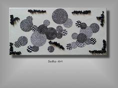 Acrylbild+Kugelspiel+#010+von+SoMa-Art+auf+DaWanda.com