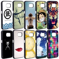 Find More Phone Bags & Cases Information about For samsung S6 hard edge cover Attack of the Giants / Gintama/ Your Name. /Cat anime case STYLE G,High Quality case for samsung galaxy tab p1000,China case twilight Suppliers, Cheap s6 battery from ShenZhen MRB store on Aliexpress.com