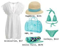 Cute New Outfit Ideas - Bing Images Beach Day Outfits, Beach Attire, New Outfits, Summer Outfits, Cute Outfits, Outfit Strand, Fashion Lookbook, Dress Me Up, Dress To Impress