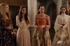 Season 2 episode 9, and I hate Mary's dress, but Greer, Kenna, and Lola all look stunning!