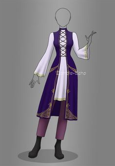 Clothing: Adopt: 16 (CLOSED) Auction by Zombie-Echo.deviantart.com on @DeviantArt