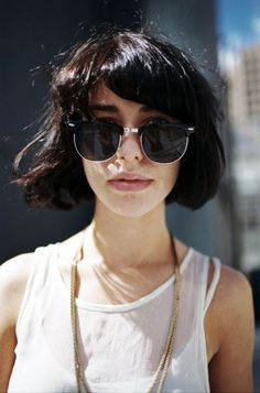 I found a pair of sunglasses really similar to Kimbras at Target!