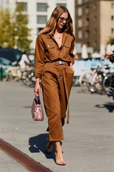 21 Work Outfit Ideas From Copenhagen Fashion Week | Who What Wear