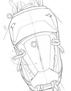 Derick Noffsinger Sketch Work 1d