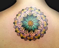 mandala buddhist tattoo - Google Search