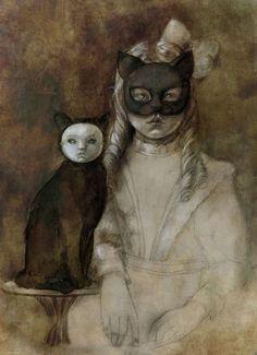 Illustrations by Beatriz Martin Vidal  http://www.inspireme.ru/post/61822