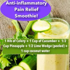 "I found this recipe on ""Young & Raw"". Not only is it delicious...it works :-)"