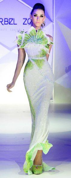 Charbel Zoe Primavera-Verão 2014 - Alta-Costura - http://pt.orientpalms.com/charbel-zoe-4261