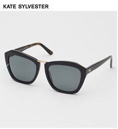 7e4c45ec51 Sept 2017 Kate Sylvester Madeline Sunglasses. She just oozes style. These  are effortlessly gorgeous