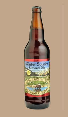 This beer is so good it makes me long for winter.
