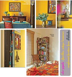dress your home - Indian interiors, Bangalore home decor shops, apartment living - http://dressyourhome.in/1765/home-tour-ramya-and-anands-apartment-in-goodhomes