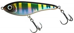 Lure Strike Pro Buster Jerk II - Lure Catalogue - Lure Catalogue