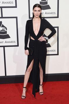 Pour la plus grosse soirée musicale de l'année et son tapis rouge, les participantes aux Grammy Awards se sont mises sur leur 31. Glamour et sexyness.