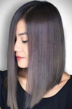 Super Long A-Line Hair ❤️ An A-Line bob is a popular cut nowadays. We h Super long A-line hair hair hair ❤️ An A-Line Bob is a popular cut these days. Haircuts For Long Hair With Bangs, Bob Haircut With Bangs, Medium Bob Hairstyles, Hairstyles With Bangs, Bob Haircuts, Haircut Medium, Female Hairstyles, Lob Hairstyle, Hairstyles 2016