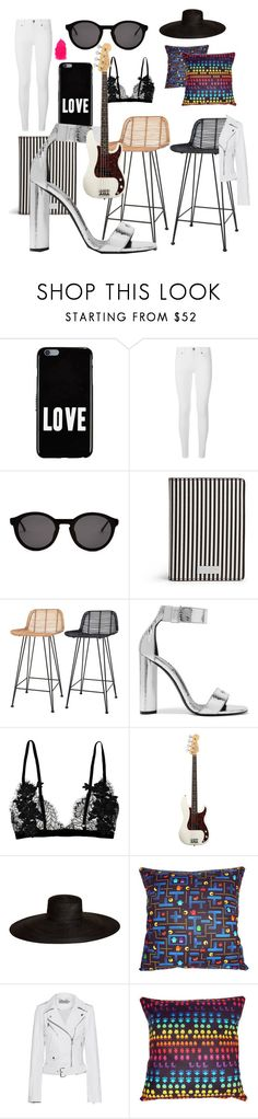 """""""#blackandwhite #colourpop #rockchick #chic"""" by cielshopinteriors ❤ liked on Polyvore featuring Givenchy, Burberry, Thierry Lasry, Henri Bendel, Ciel, Tom Ford, American Standard, Samuji, Calvin Klein Jeans and Humble Chic"""