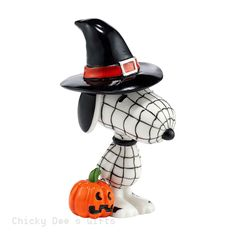 Peanuts Snoopy By Design Bewitched Beagle 4044963 NIB 2015 Halloween
