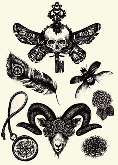Maslov  Tattoo ideas. I LOVE all of this!!!