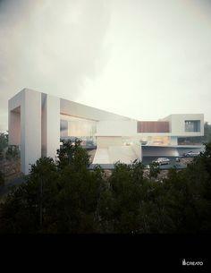 Visions of the Future // Creato Architects | Casa Aqua