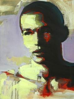 """Mark Horst 30"""" x 40"""", oil on canvas, 2012"""