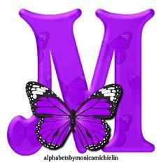 Jesus.loves.you~Jesus.liebt.dich~Jésus.t'aime~Иисус.любит.тебя: ALFABETO ROXO (LILÁS) BORBOLETA, PURPLE BUTTERFLY ALPHABET Love Pink Wallpaper, Purple Butterfly Wallpaper, Rose Flower Wallpaper, Purple Wallpaper Iphone, M Letter Design, Alphabet Letters Design, Flower Alphabet, Alphabet Wallpaper, Wall Art Wallpaper
