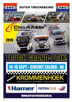World Truck Racing Promotion - online magazine ( Social Networks, Social Media Marketing, Digital Marketing, Used Equipment, Sale Promotion, Le Mans, Grand Prix, Circuit, Dutch