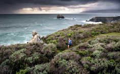 Rave run - Big Sur, CA  Would love to do this marathon.
