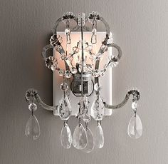 Manor Court Crystal Nightlight Aged Pewter....this is amazing and you must have it!