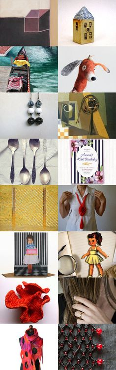 ONE FOR ALL by branda on Etsy--Pinned+with+TreasuryPin.com