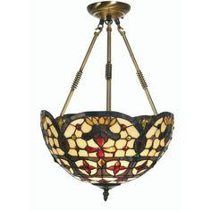 Jessamine Tiffany Ceiling Light