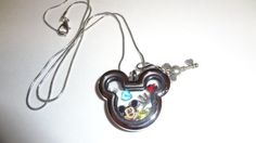 Journey Locket  Mouse/Mickey by RealCoolTreasures on Etsy