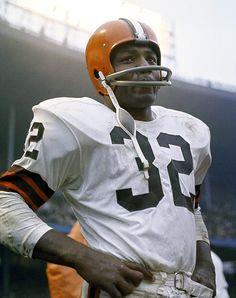 Jim Brown,      Cleveland Browns