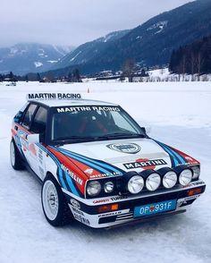 "itsbrucemclaren: ""———- Martini Racing Lancia ———- """