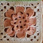 Háčkovaný pouštní květ Floral, Flowers, Florals, Royal Icing Flowers, Flower, Flower, Bloemen, Blossoms
