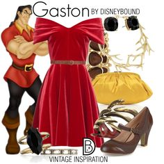 Disney Bound - Gaston