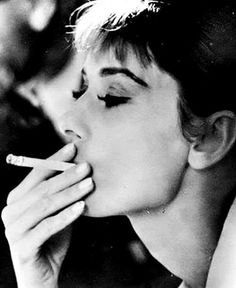 Audrey Hepburn photographed by Bob Willoughby on the set of The Children's Hour, 1961