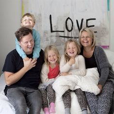 Home tour: Per's beautiful and practical family home