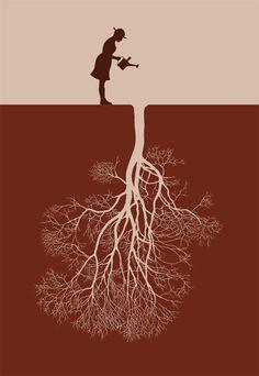Taking Root' - Robbie Porter