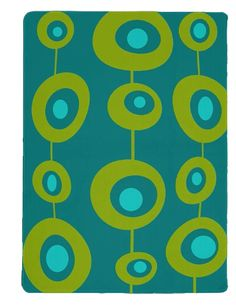 Mid Century Modern Area Rug - Quinn Mid Century Modern Rugs, Polyester Rugs, Modern Area Rugs, Edge Stitch, Have Some Fun, Rug Making, Mid-century Modern, Kids Rugs, Concept