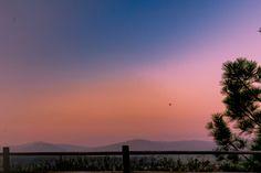 "thealienemily:  ""  sunset ballon ride by Dustin  """