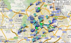Parkings en España: parking madrid