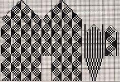 Die 1139 Besten Bilder Von Vorlagen Für Strickmotive Templates