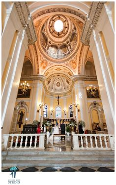 old san juan wedding | Old San Juan Cathedral Wedding: a Homage to Puerto Rican Roots ...